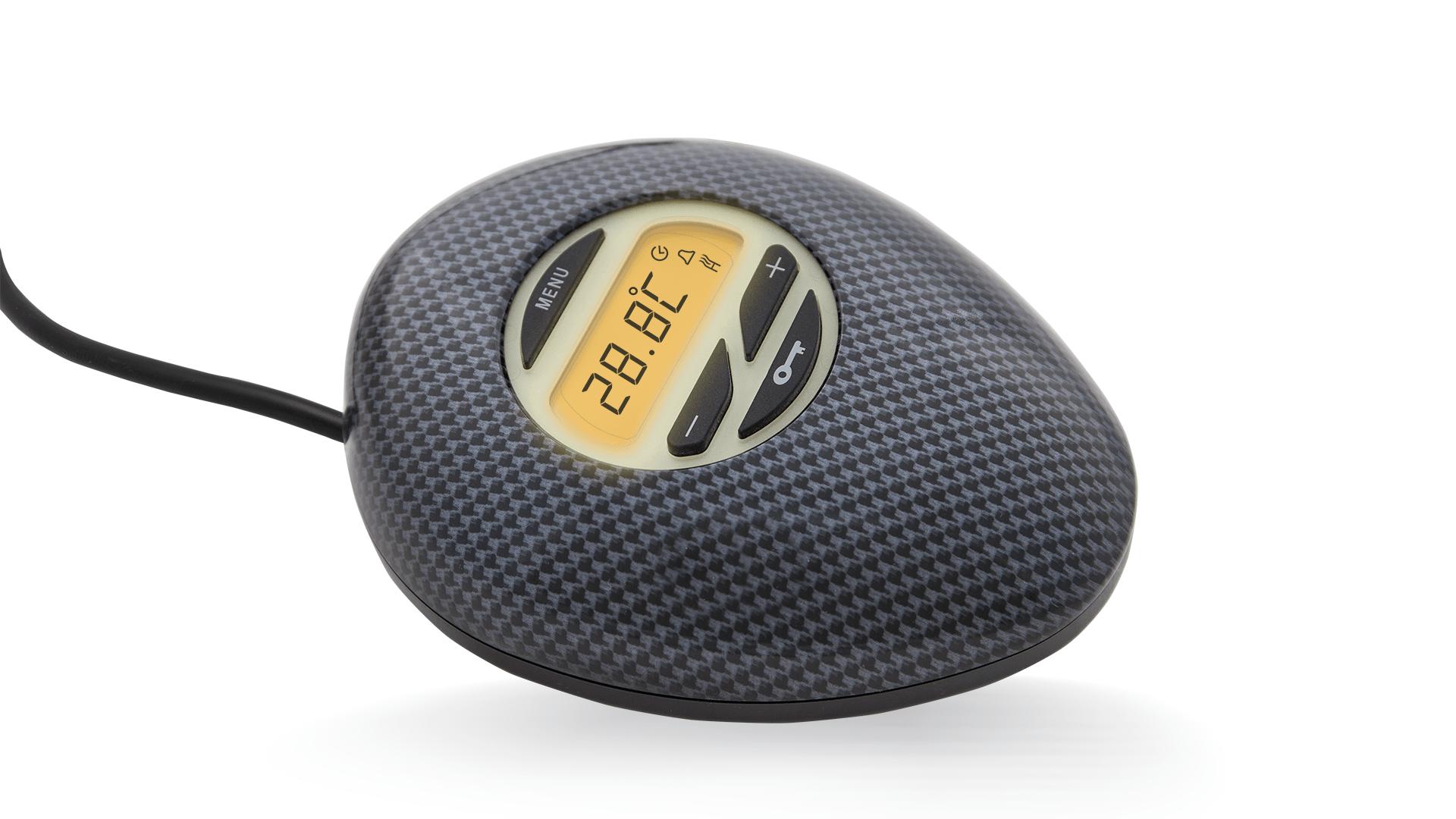 Wasserbettheizung Carbon IQ Digital Thermostat