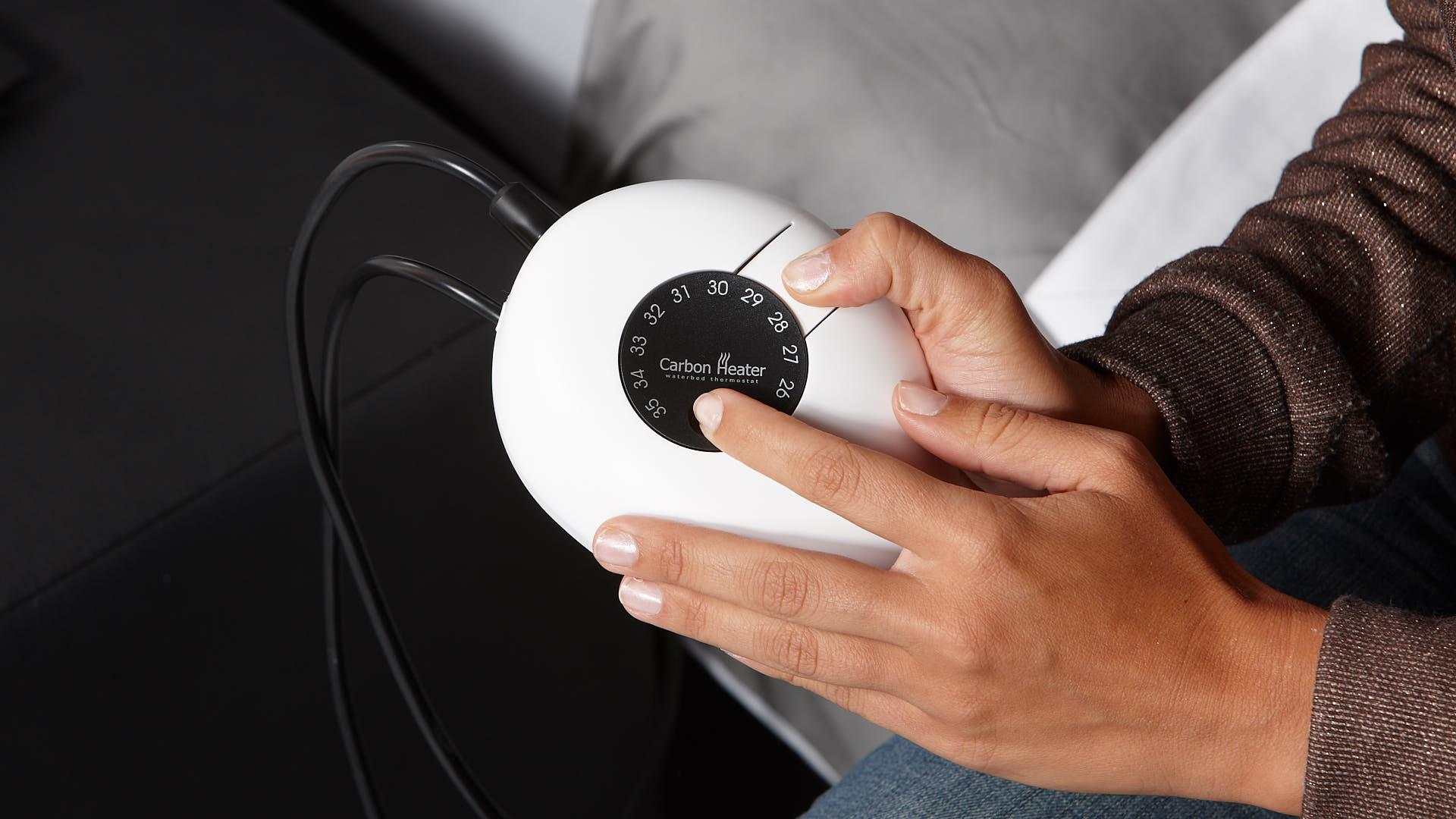 wasserbett heizung thermostat