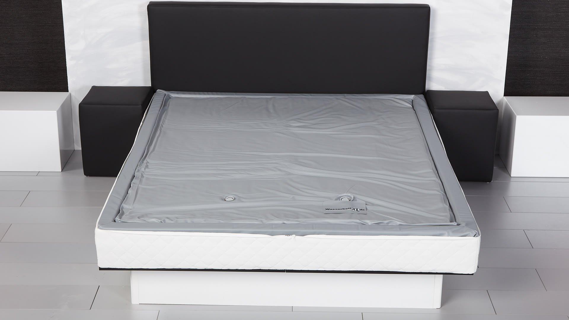 Mono-Wassermatratze auf Wasserbett
