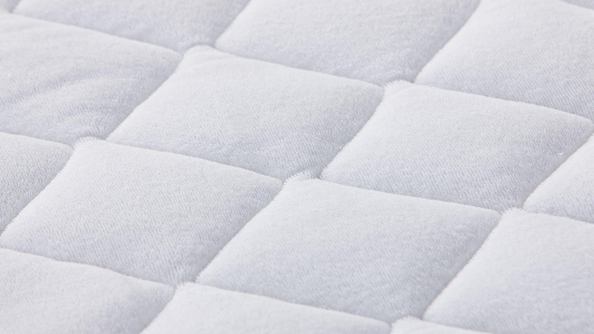 Wash Cotton Stretch Wasserbettbezug Frottee