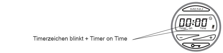 timer on time carbon digital heizung