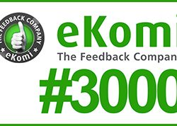 3000 positive Bewertungen für WasserbettXL!