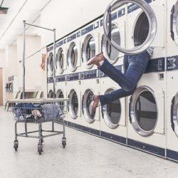 Wasserbettbezug waschen und pflegen