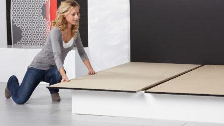 Bodenplatten platzieren